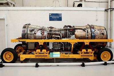 Olympus 593, Concorde powerplant.