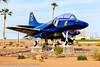 NAF El Centro Aircraft on Display