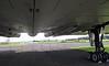 Avro Vulcan B2 XJ823, Solway Aviation Museum, Carlisle airport, Sat 15 September 2012 6.  Looking aft.
