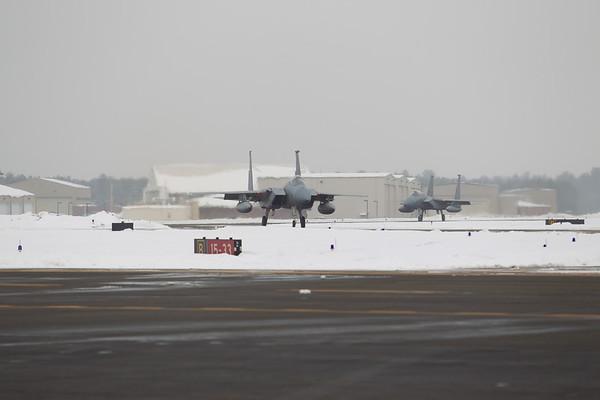 Barnes Airport 1/28/11