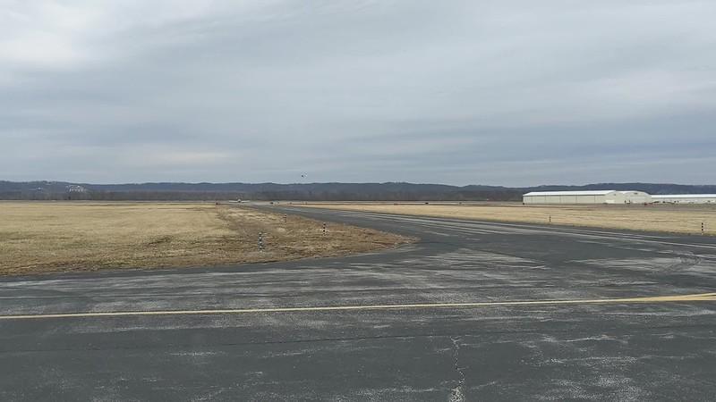 Flight #2 Landing