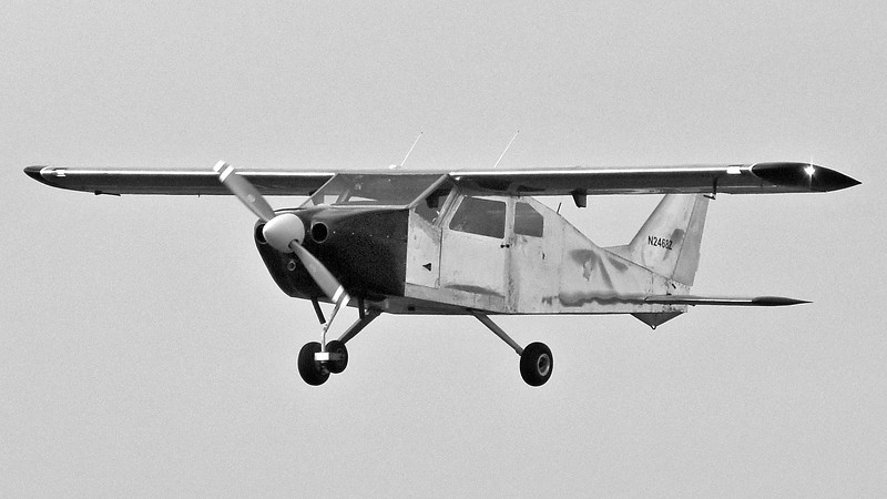 Bede BD-4C airplane