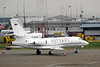 Republic of Serbia Dassault Falcon 50 YU-BNA, Nikola Tesla airport, Belgrade, Tues 17 June 2014.