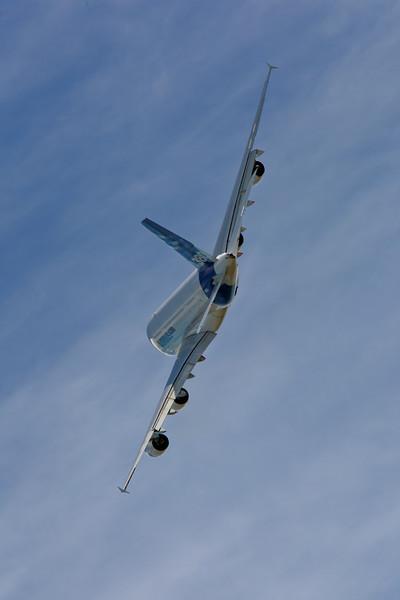 A380 Airbus at Oshkosh AirVenture 09