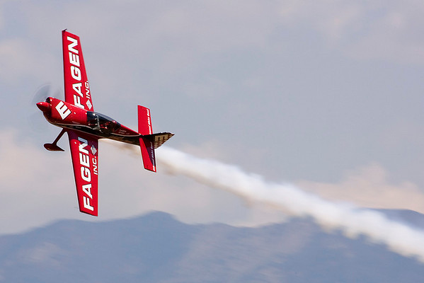 Greg Poe in his MX-2.