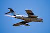 MiG-17 in afterburner.