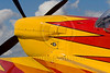 Mudry CAP-232 aerobatics aircraft at Breighton, July 2007.  Colourful paintwork is hard to resist.