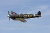 Spitfire Mark IX.  Breighton, July 2006