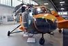 1953 - Bristol Sycamore HR.52 78+04, Luftwaffe Museum, Gatow, Berlin, 5 June 2016 1.