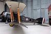 1917 - Bristol F.2B E2581, Imperial War Museum, Duxford, 31 December 2012 1.