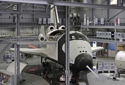 Russia: Buran space shuttle, Speyer Technik Museum, Germany, 2013