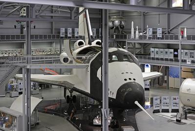 Russia: Buran space shuttle, Speyer Technik Museum, Germany, 2013