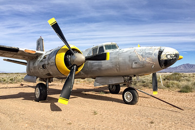 VIP A-26 Conversion