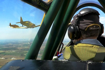 Formation Flight Video Clips by John Bertram