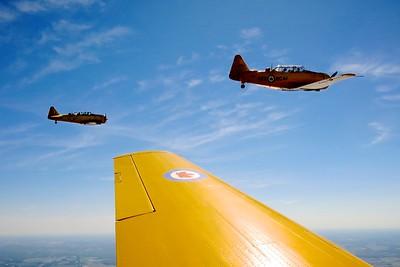 Pt4 ~ Harvard Formation Flight: Highlights