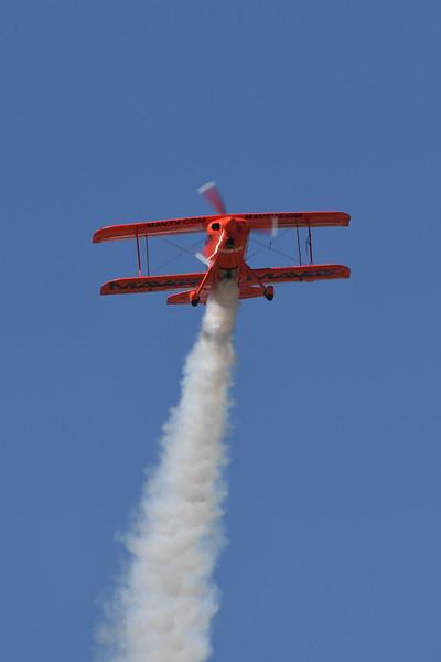 Michael Wiskus - Lucas Oil Aerobatics - California Capital Airshow 2016