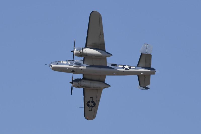 B-25 - California Capital Airshow 2016