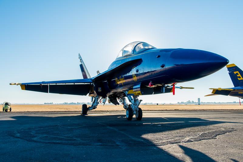 Blue Angels - California Capital Airshow 2016