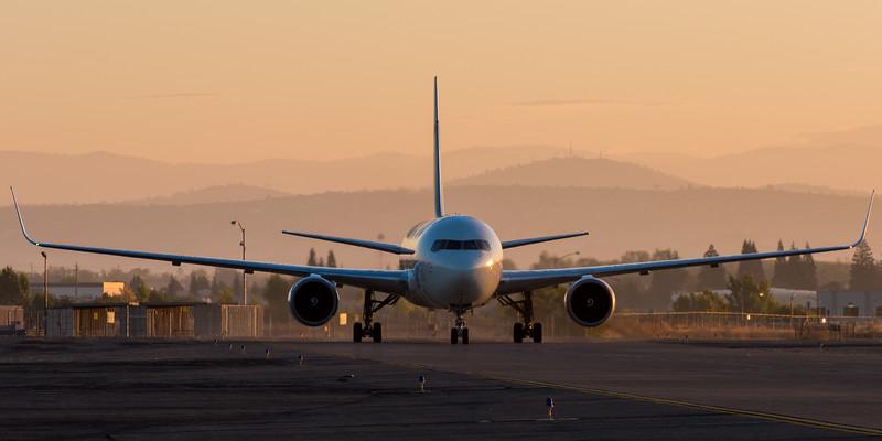 UPS B-767 - California Capital Airshow 2016