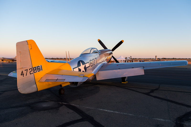 P-51 - California Capital Airshow 2016