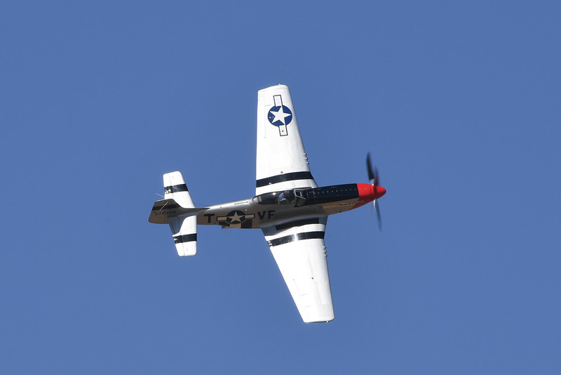P-51 - California Capital Airshow 2016