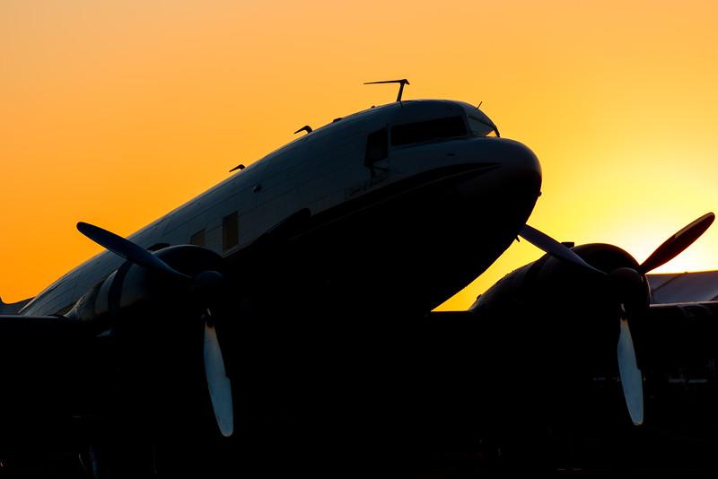 DC-3 - California Capital Airshow 2016