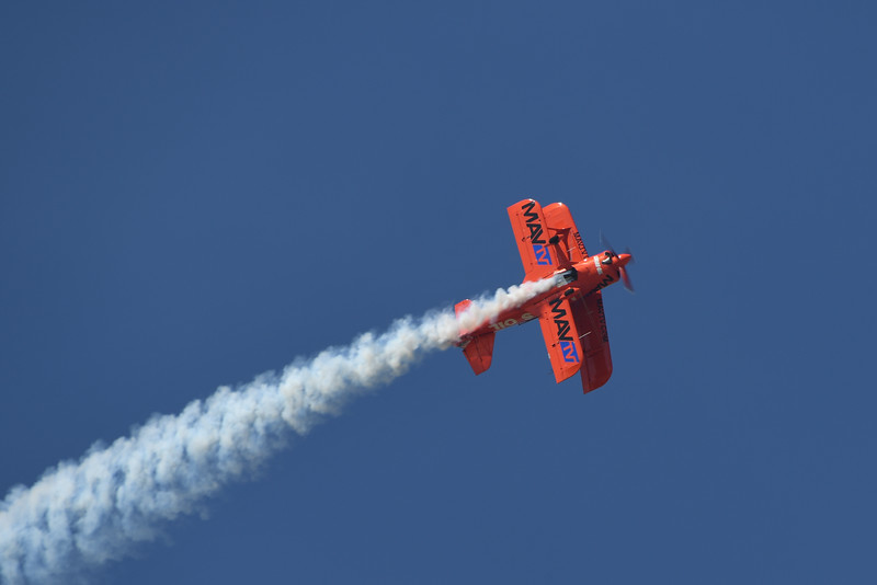 Michael Wiskus - Lucas Oil Aerobatics - California Capital Airshow 2016