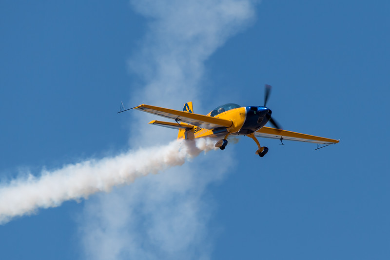Matt Chapman Embry-Riddle Extra 330LX