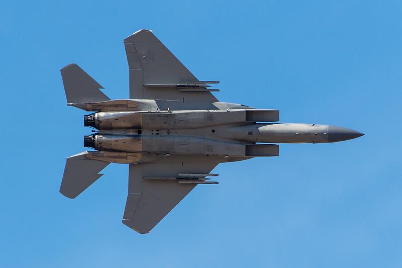 California ANG F-15C