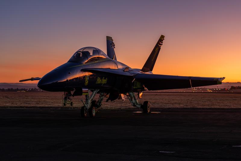 USN Blue Angels F/A-18