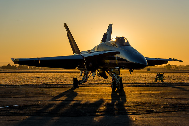 USN Blue Angels F/A-18