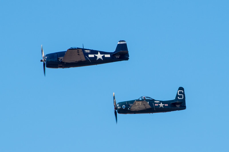 F8F and F6F