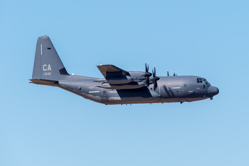 CA ANG HC-130J Combat King II