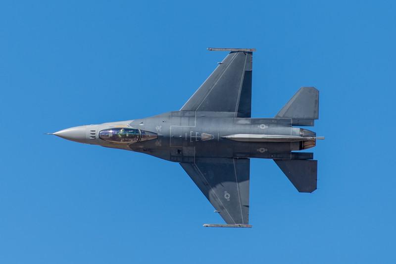 USAF F-16C Viper Demo Team