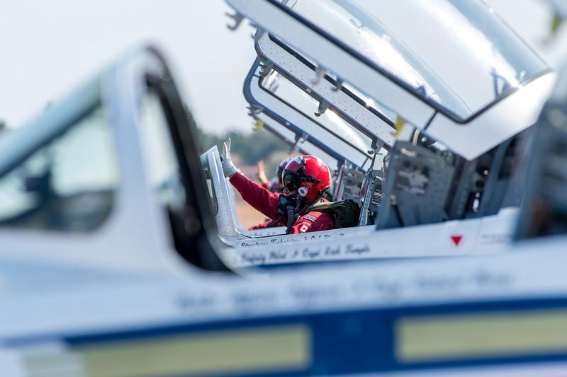 RCAF Snowbirds are go!