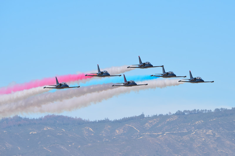 L-39s at California International Airshow Salinas