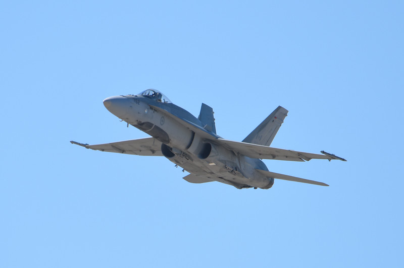 CF-188 at California International Airshow Salinas