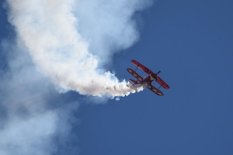 Yuichi Takagi at California International Airshow Salinas
