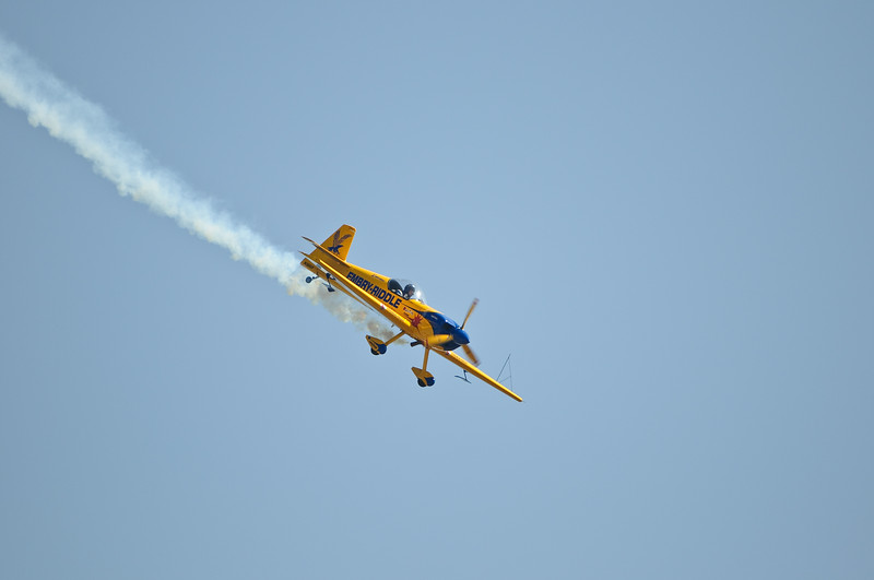 Charlotte Airshow with Blue Angels