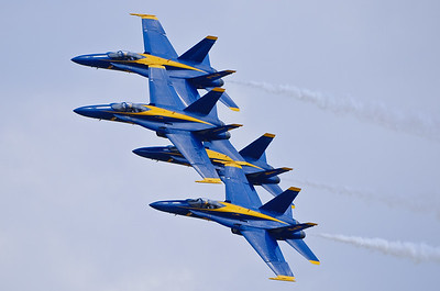 Carlotte Airshow 2009 with Blue Angels