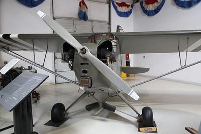 ex-USAAF Piper L-4 Grasshopper, N9073C / 45-55210 - 09/03/19