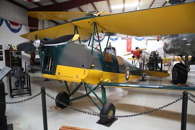 ex-USAAF & RCAF de Havilland Canada DH.82C Tiger Moth II, N18840 / 'R-5130' - 09/03/19