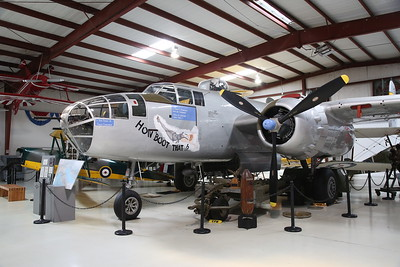 """ex-USAF North American B-25J Mitchell, 44-28925, """"How 'Boot that !?"""" - 09/03/19"""
