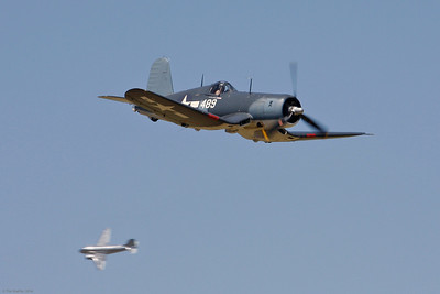 Chance Vought F-4U Corsair