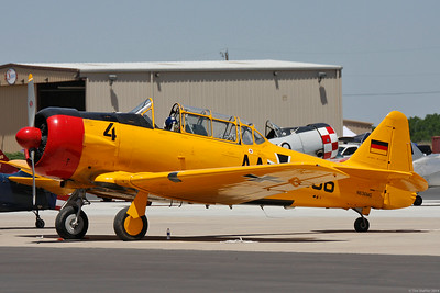 North American T6-Harvard