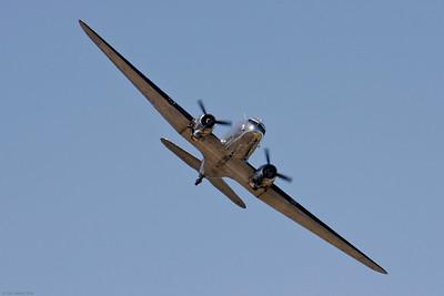 """Douglas C-47 """"Bluebonnet Belle"""""""