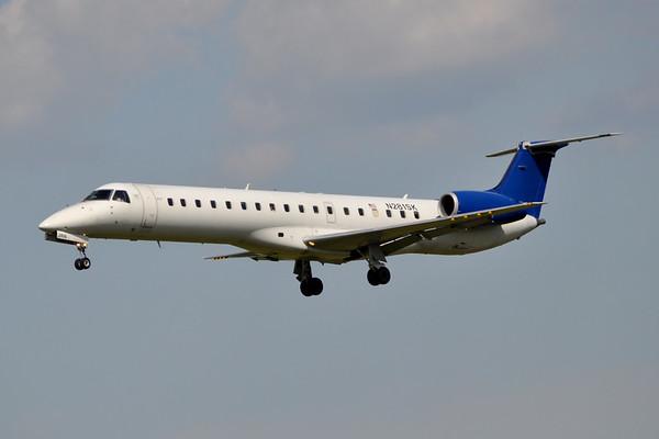 N281SK 2001 ERJ-145LR s/n 391  6/8/12
