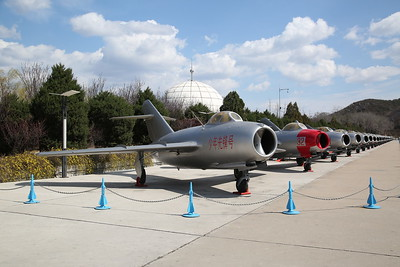 China Aviation Museum, Datangshan, Beijing, 26th March 2017