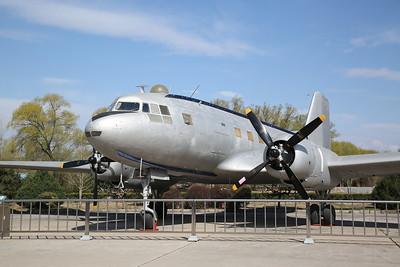 Ilyushin Il-14p 'Crate', 4202, China Aviation Museum, Datangshan - 26/03/17.