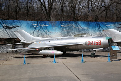 Shenyang J-6IV, All weather supersonic fighter prototype (based on Mig-19 'Farmer'), 20158, China Aviation Museum, Datangshan - 26/03/17.